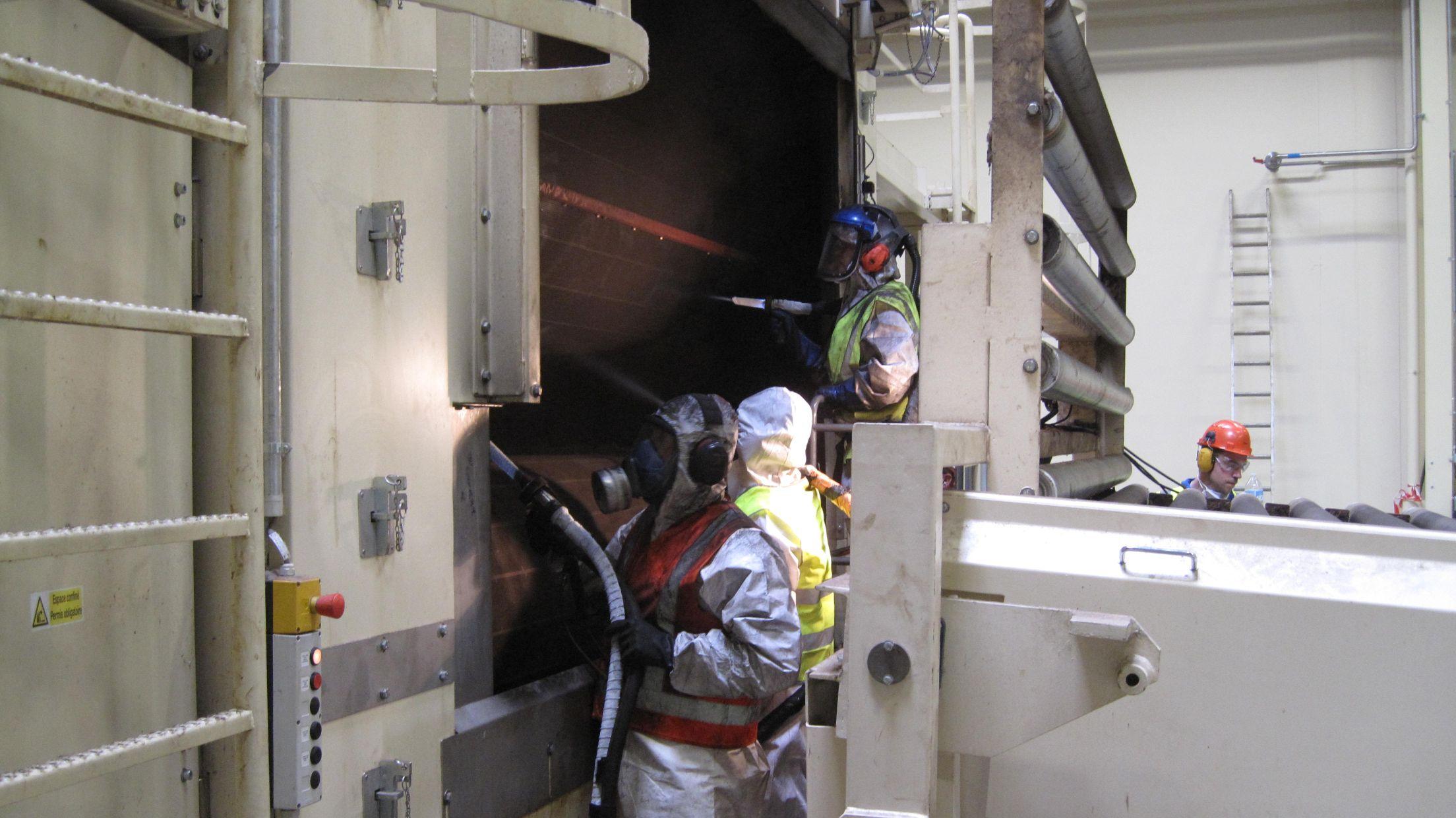 Cryogénie et nettoyage cryogénique